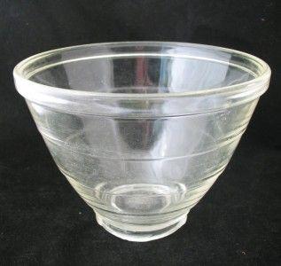 KitchenAid Glass 4 5 Quart Mixing Bowl Heat Resistant