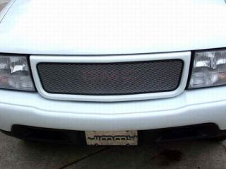 98 03 GMC Jimmy S15 Sonoma Grill Insert P Coated Black Diamond Style