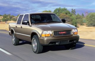 GMC Sonoma Factory Service Repair Manual 2002 2003 2004 2005 01 02 03