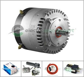 Electric Go Kart DIY Drive Kit 24 72V 300A 19HP w PMDC Motor