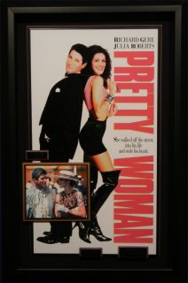 Pretty Woman Julia Roberts Richard Gere Signed Display
