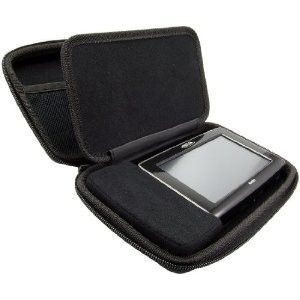 Hard Carry Case for Large Garmin Magellan TomTom GPS Brand New