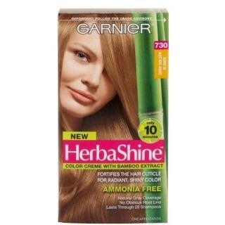 Garnier Herbashine Color Crème 730 Dark Golden Blonde