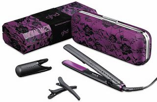 GHD Pink Orchid Gold Series Styler Hair Straightener