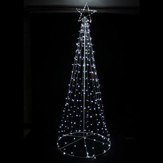 Giant 3M White LED Fairy Light Christmas Xmas Tree Decoration