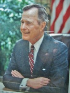 President Gerald Ford Jimmy Carter Ronald Reagan George H w Bush Bill
