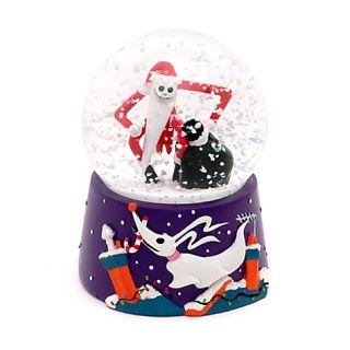 Snow Globe The Nightmare Before Christmas Original Disney