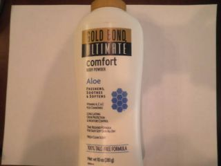 Gold Bond Ultimate Comfort Body Powder with Aloe 10oz