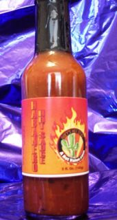 Gary's Hot Stuff® Gourmet Habanero Hot Red Sauce