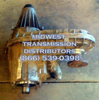 1995 GMC S15 Jimmy 4x4 Transfer Case