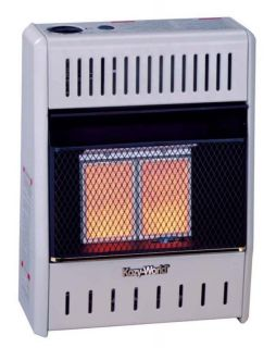 Ventless Gas Plaque Heater Fireplace Natural Gas Wall