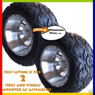 21x10 50 12 Go Kart Golf Cart Tires Wheels 6PLY Dot