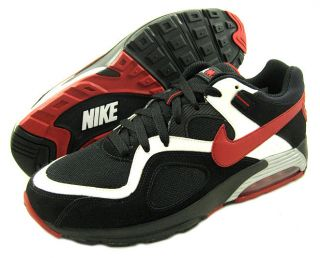 New Nike Mens Air Max Go Strong Black Sneaker Shoe US 9