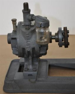 gast rotary vane vacuum pump with motor mount