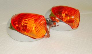 Motorcycle Turn Signal Lights for Gilroy Chief, Spirit, Scout bikes