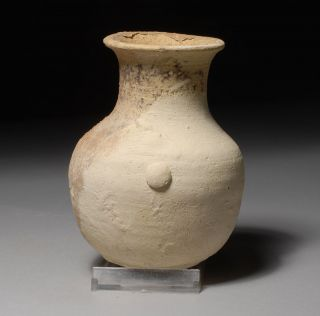 Ancient Near Eastern Holy Land Pottery Amphora Storage Jar