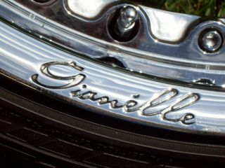 22 Gianelle Spezia 5 Wheels Mercedes CL s Class Chrome S500 S550