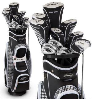 Adams Golf Womens Package Set Idea A12OS Premium Complete Set Links