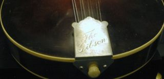 No Reserve 1931 Gibson Model A Vintage Mandolin with Black Hard