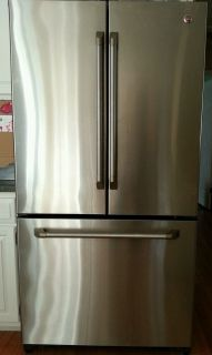 GE Cafe CFCP1NIXSS Stainless Steel 20.9 cu. ft. Refrigerator