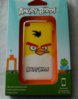 Gear4 Angry Birds iPod Touch Case Cover 8GB 32GB 64GB Yellow Bird $29