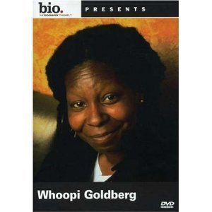 Biography Whoopi Goldberg DVD 2008 New 733961105162