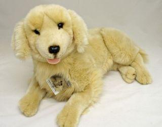 Golden Retriever 20Stuffed Soft Plush Toy Lucky New