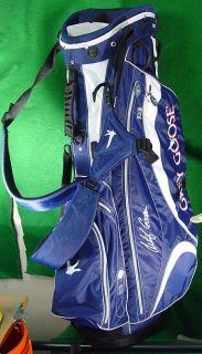 2011 Grey GOOSE Vodka Retief Goosen Stratus Golf Stand Bag