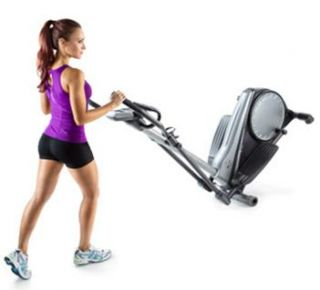 Golds Gym Stride Trainer 310 Elliptical Trainer Exercise Equipment