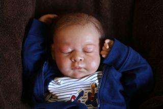 Baby Doll homas Reborn from he Gena Ki Baby Boy Real Baby