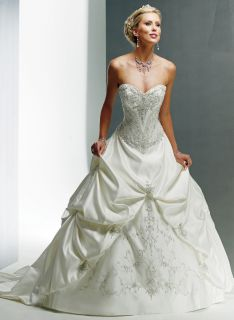 Maggie Sottero Wedding Gown ♥♥♥ Mona Lisa Royale ♥♥