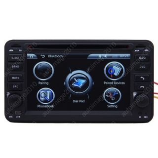 06 11 Suzuki Jimny Car GPS Navigation Radio TV Bluetooth Aux MP3 iPod
