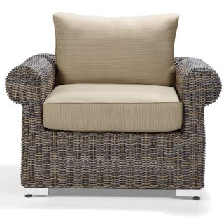 catalina wicker patio furniture club chair driftwood gracious living