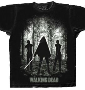 Dead Micheonne Zombie Pet Walker Tshirt L XL 2XL 3XL Official