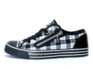 Women Sneaker Shoes Gotta Flurt CA Weswood Black White