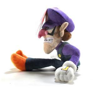 Global Holdings Super Mario Plush 11 Waluigi