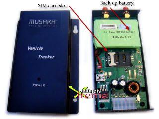 GPS Tracking System Tracker 4 Car Boat Truck Van Fleet
