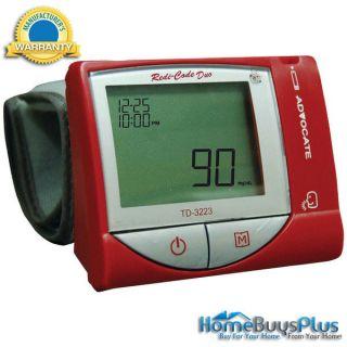 Advocate TD 3223 Blood Glucose Blood Pressure Monitor