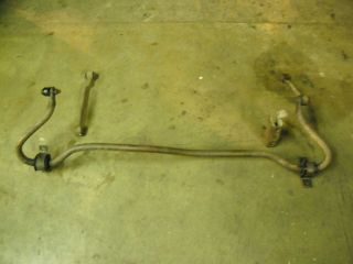 1978 1979 Ford F250 F350 Dana 60 Front Axle Sway Bar