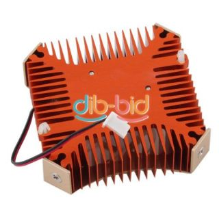 PC Computer Graphics Card Heat Sinks Cooler Fan Cooling 55 Holes 2 Pin