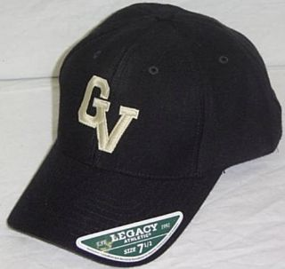 Gvsu Grand Valley State Univ Lakers Fitted Cap Hat