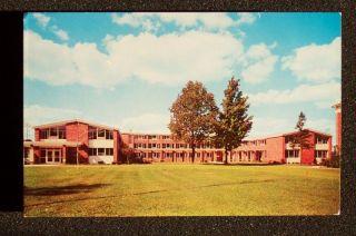 1960s Mary C Gelston Hall Alma College Alma MI Gratiot