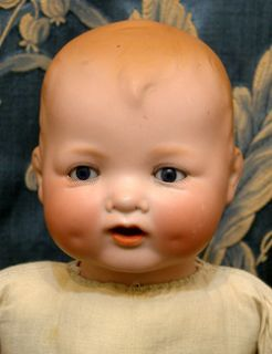Most Precious RARE 17 Baby Gloria All Original Antique Character Doll