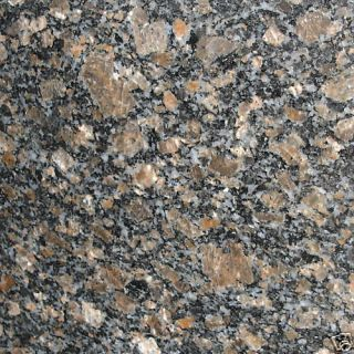 Saphire Blue Brown 12x12 Polished Flooring Granite Tile