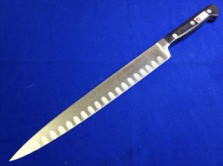 Messermeister 10 Granton Slicing Knife Solingen Germany New