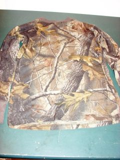 Ranger Realtree Hardwood Design Long Sleeve T Shirt XL