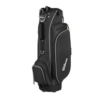 New Wilson Golf Profile Lite Cart Bag Black