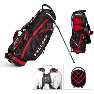 Licensed NFL Atlanta Falcons Team Golf Stand Bag