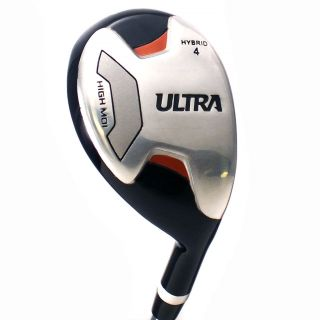 Wilson Ultra Hybrid Womens RH Ladies Flex Graphite Golf Club