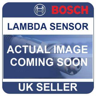 Bosch Lambda Oxygen Sensor Hyundai Getz 1 4i 09 05 06 09
